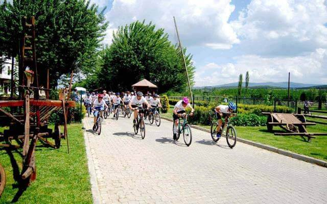 Daday Bisiklet Etkinlikleri ve Turları