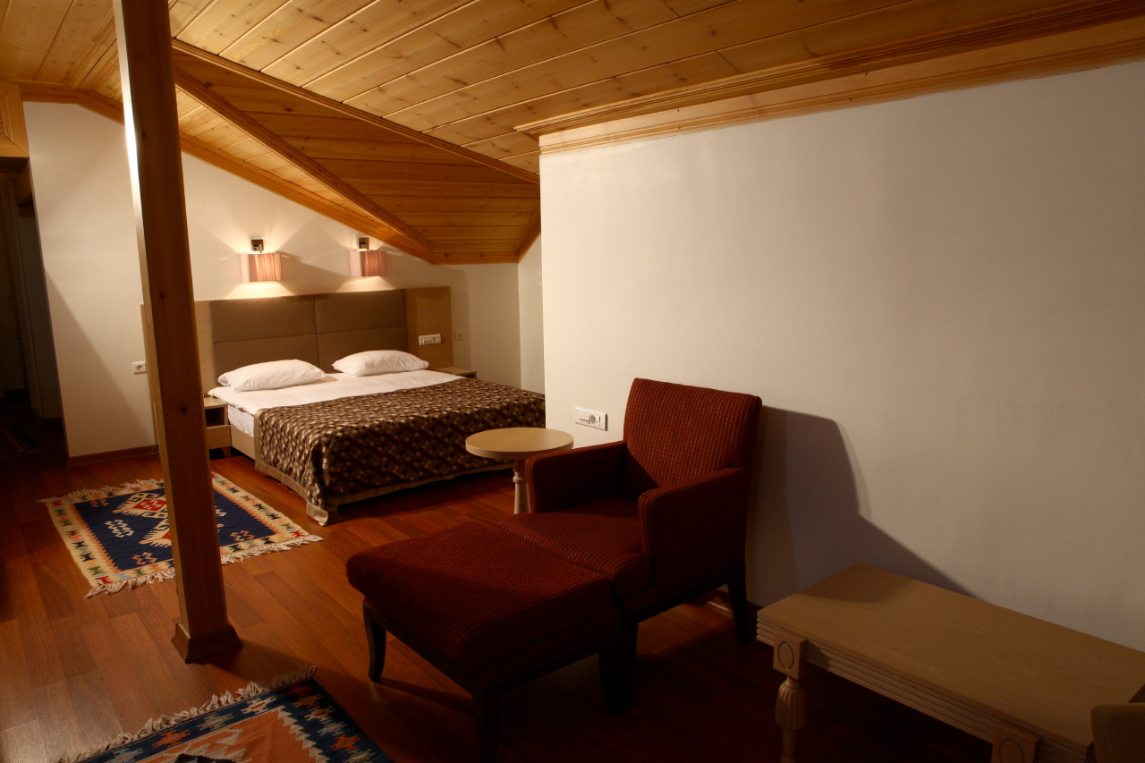Göktepe Oda Fotoğrafı Kastamonu İksir Resort Town