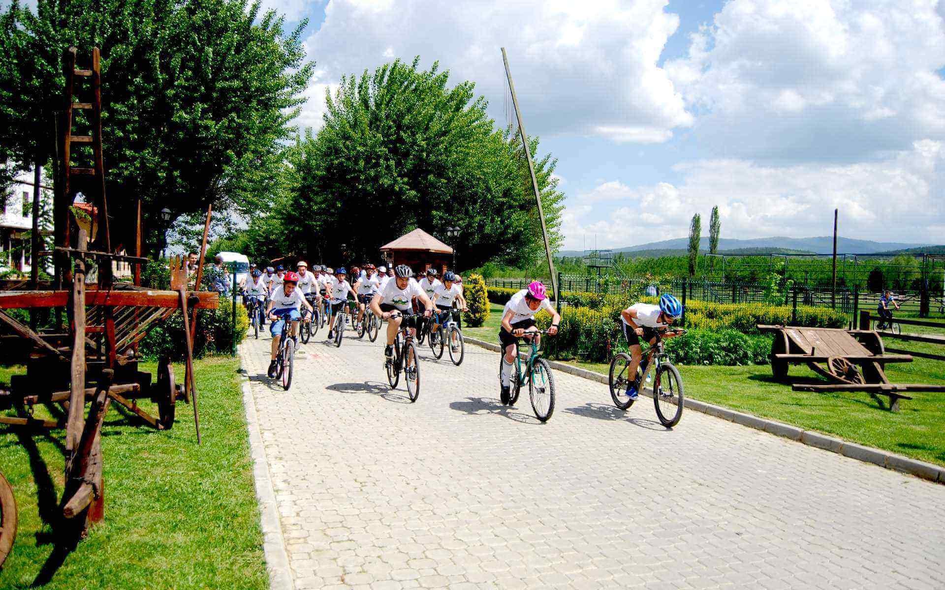 Bisiklet Sürüşleri - Dağ Bisikleti Turları Kastamonu