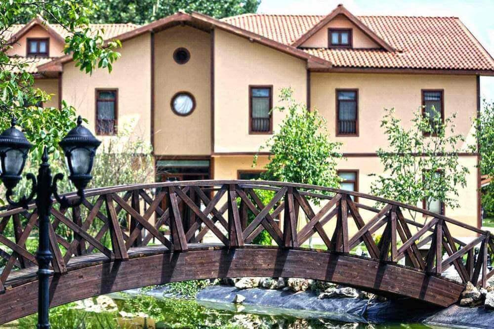 Kastamonu Otel İksir Resort Ceviztepe Bina Köprülü