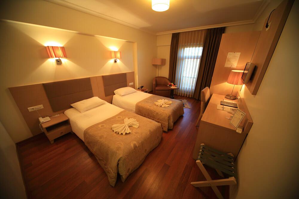 Kastamonu Otelleri İksir Resort Town Samanlık Oda 01