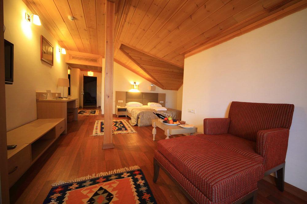 Kastamonu Otelleri İksir Resort Town Samanlık Oda 02