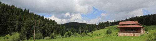 Soğucaova Dağ Evi