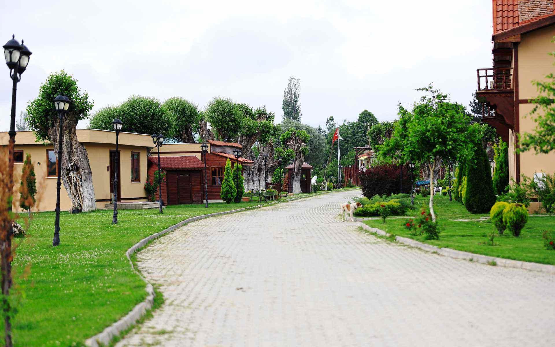 Kastamonu İksir Resort Town Yaz Mevsimi