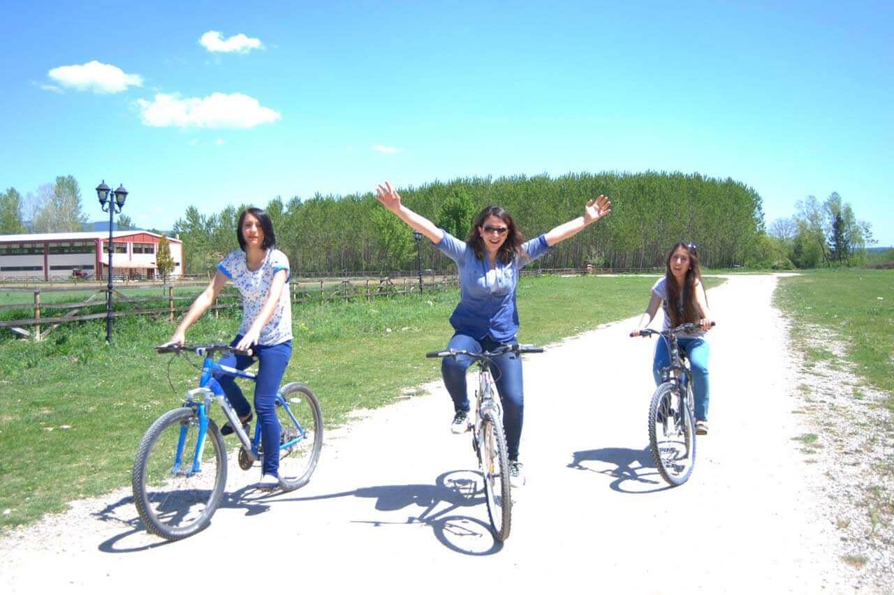 Kastamonu Daday Bisiklet Sürüşleri