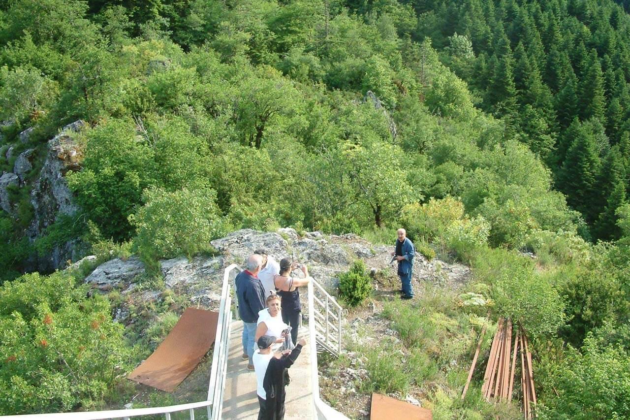 Kastamonu Valla Kanyonu Yürüyüş