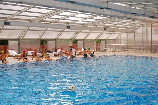 06 Sağlıklı Yaşam Merkezi ve Havuz Keyfi