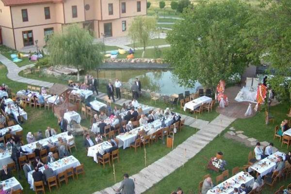 07 Düğün ve Özel Günlerinizde İksir Otel Yanınızda