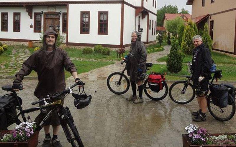 Kastamonu'da Bisiklet Aktiviteleri