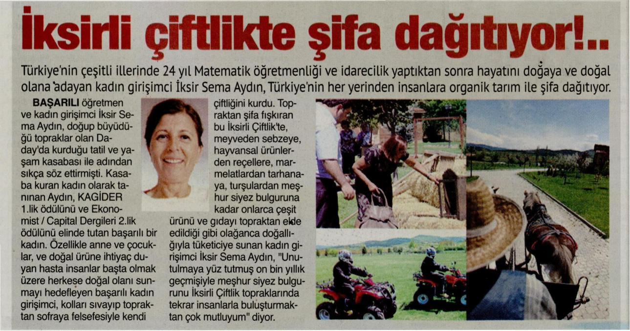 Bizim Anadolu Gazetesi - 24 Şubat 2016
