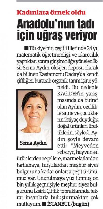 Bugün Gazetesi - 23 Şubat 2016