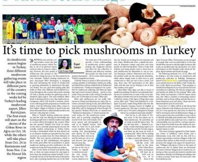 Daily Sabah Gazetesi - 17 Ekim 2015