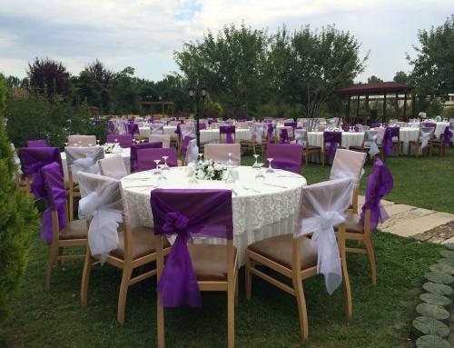 Hayalinizdeki düğünü İksir Resort Town'da yaşayın