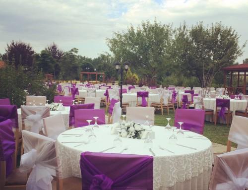 Kır Düğünü ve Evliliğe Dair Herşey İksir Resort Town'da!
