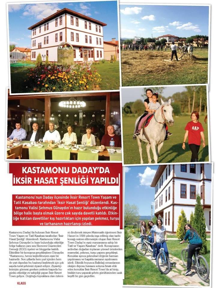 Klass Magazine - 1 Ekim 2015