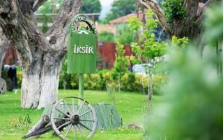 İksir Resort Town