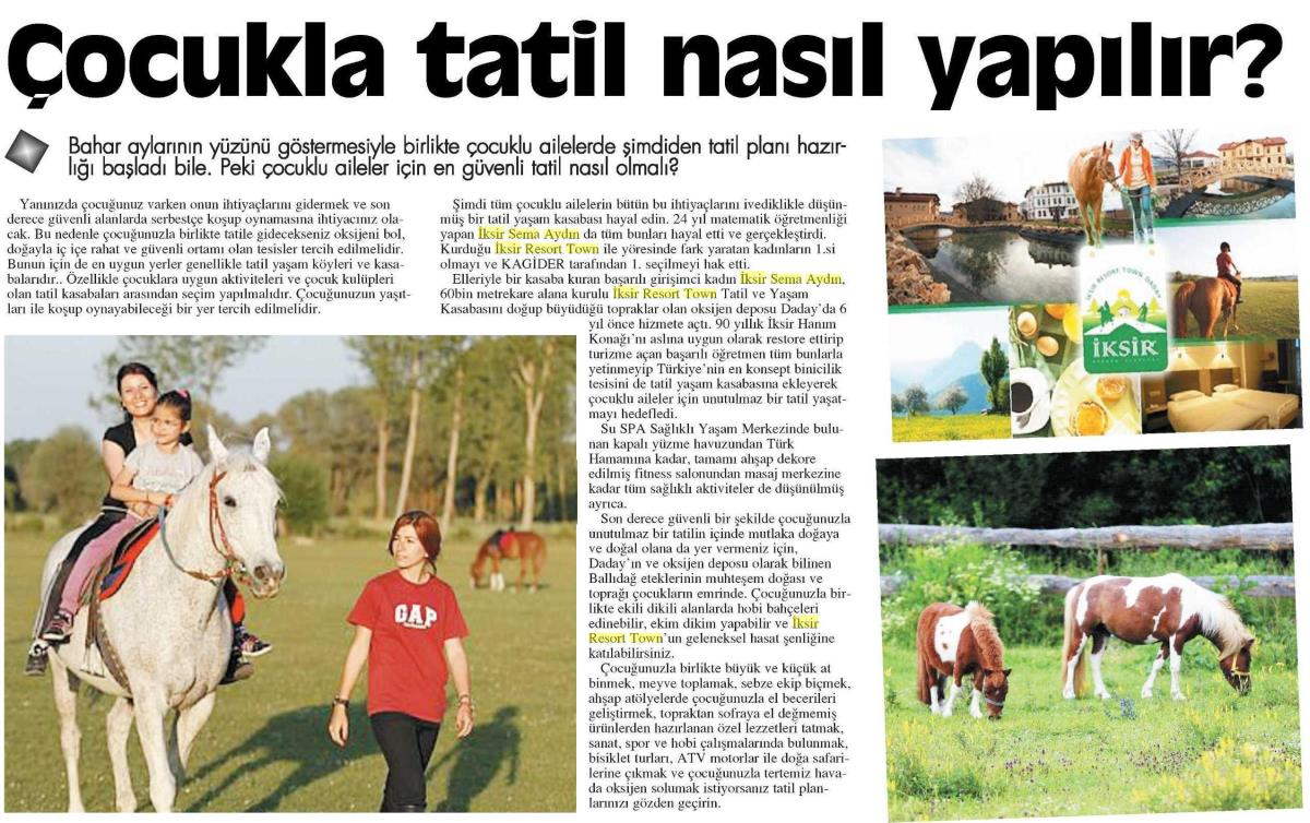 Adana 5 Ocak Gazetesi - 12 Nisan 2016