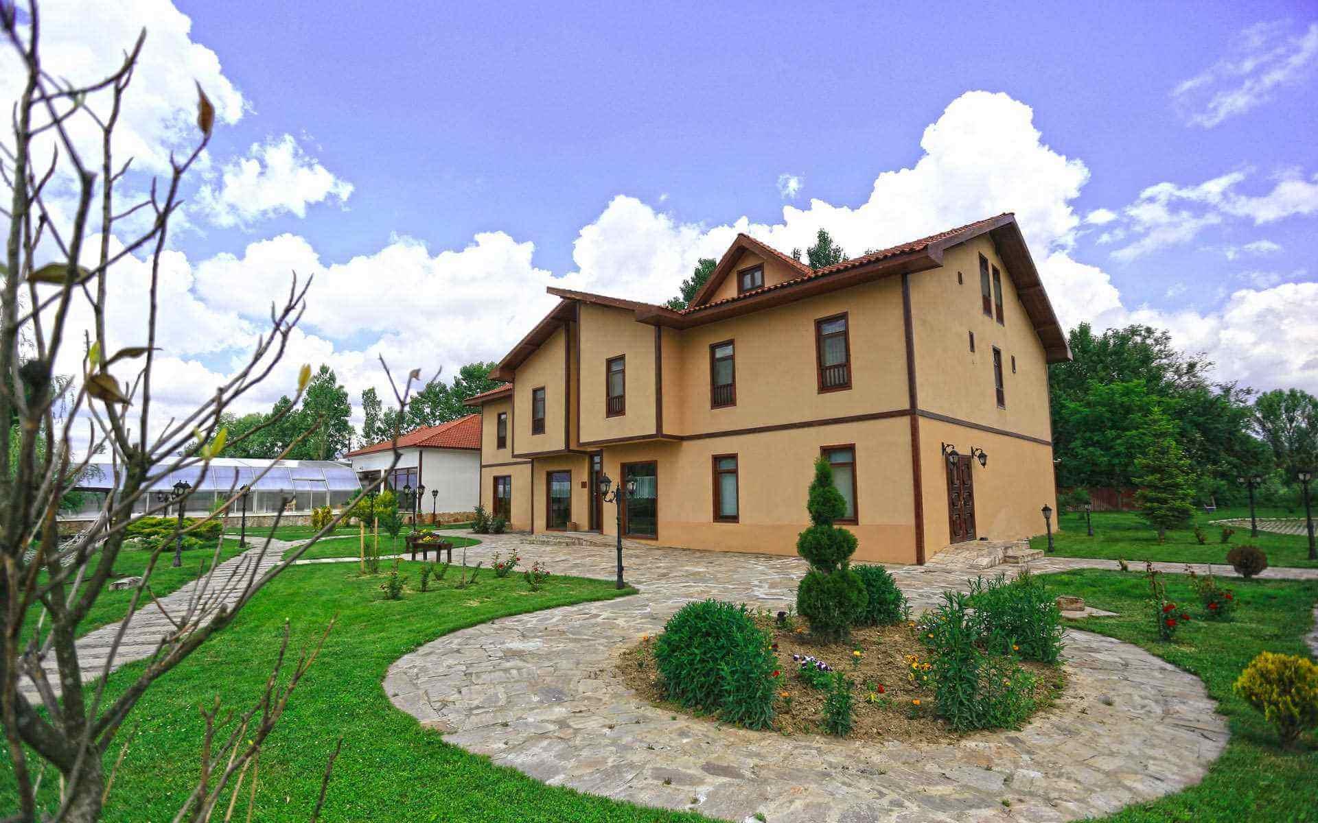 İksir Resort Kastamonu Ceviztepe Yerleşkesi