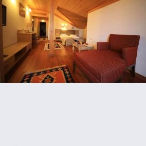 İksir Resort Town Ceviztepe Odaları