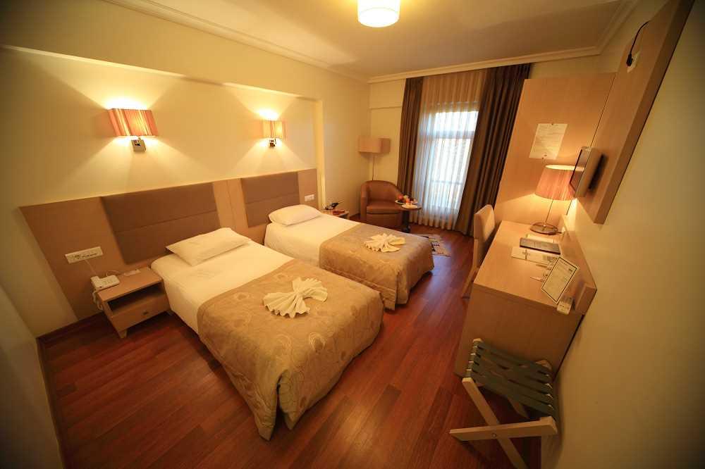 Ceviztepe Çift Yataklı İki Kişilik Oda