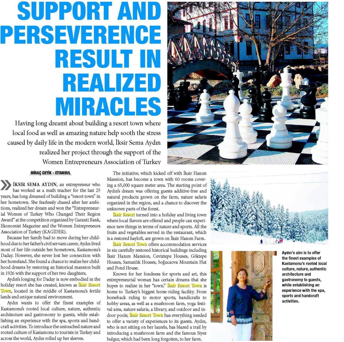 Daily Sabah - 9 Ocak 2016