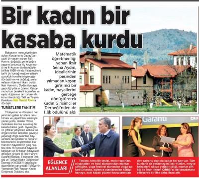 İzmir Ege Haber Gazetesi - 8 Ocak 2016