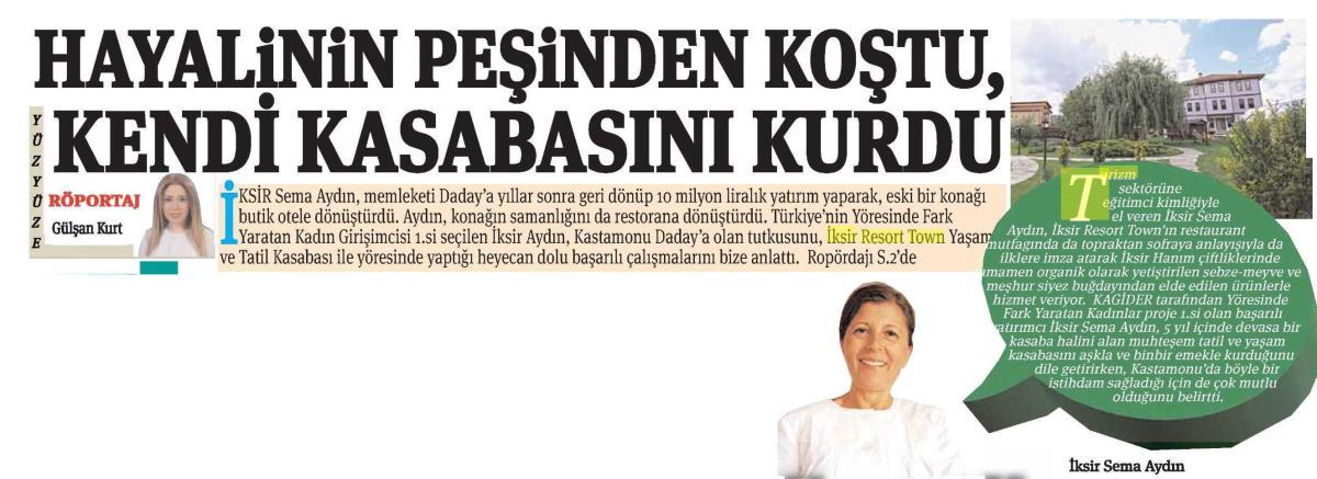 Ekonomi Gazetesi - 30 Ocak 2016
