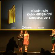 Türkiye'nin Yöresinde Fark Yaratan Kadın Girişimcisi Ödülü İksir Aydın'ın!