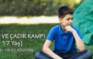 İksir Gençlik ve Çadır Kampı 2019