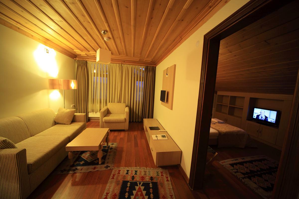 İksir Resort Town Oda Fotoğrafları