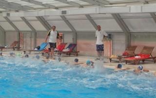 Havuz Oyunları ile Çocuklarımız Yüzme Öğreniyor