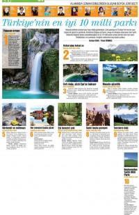 Basında İksir Resort Town Kastamonu Oteli Hürriyet 12 04