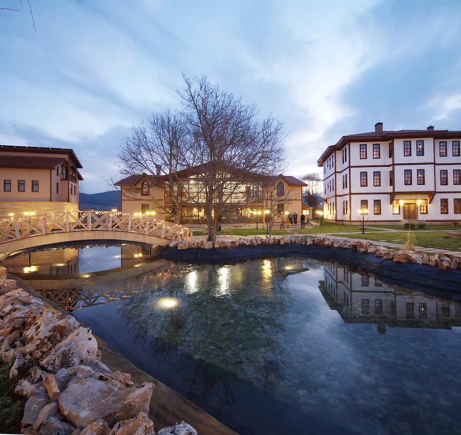 İksir Resort Town Kastamonu Oteli