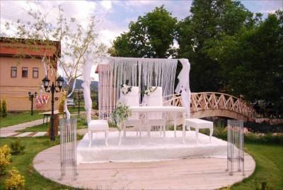 İksir Resort Town Açık Hava Düğün