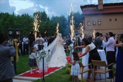 Kastamonu Otelleri Açık Hava Düğün