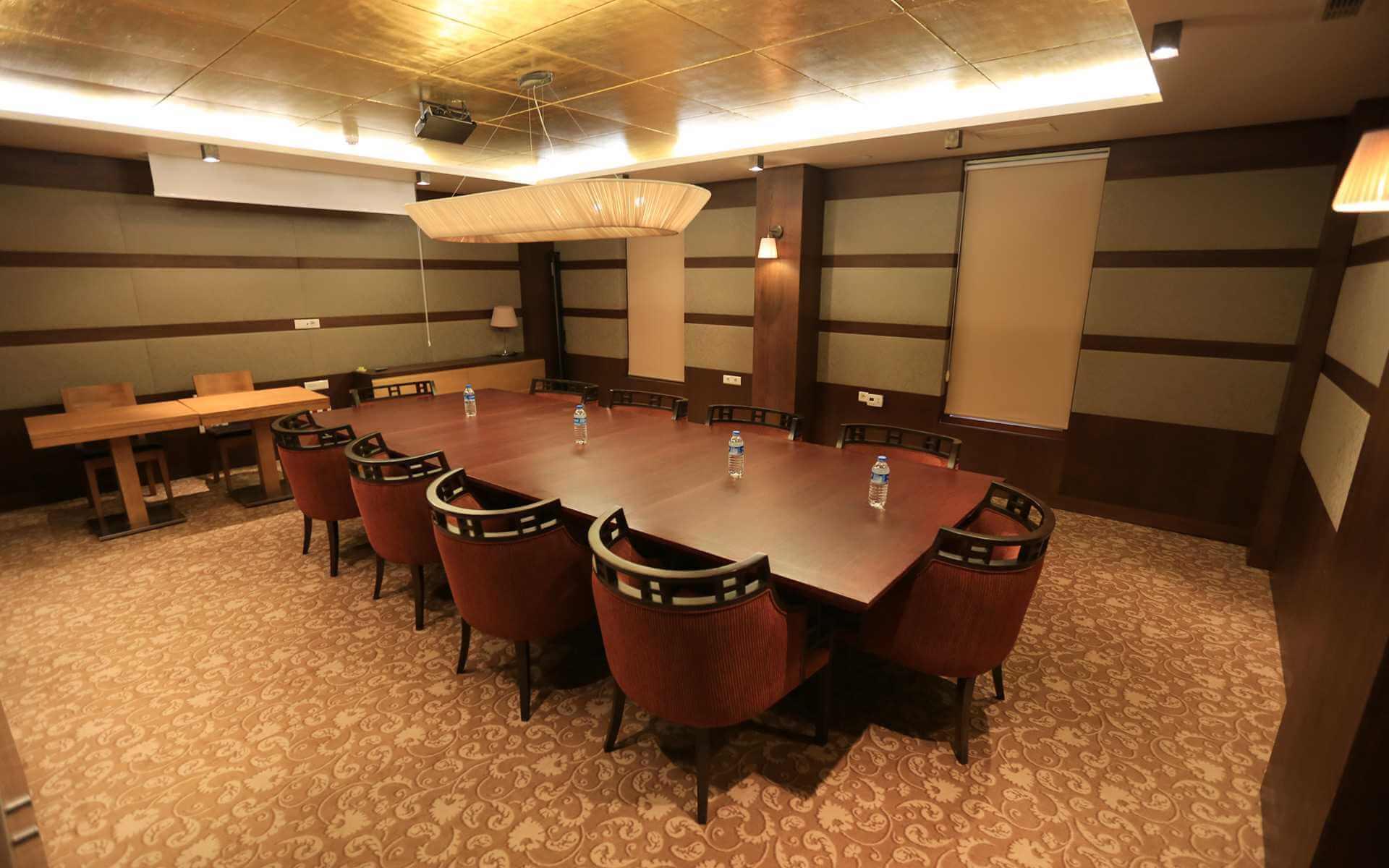 İksir Resort Town VIP Küçük Toplantı Odası