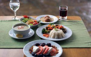 İksir Resort Town Kastamonu Yöresel Yemekler