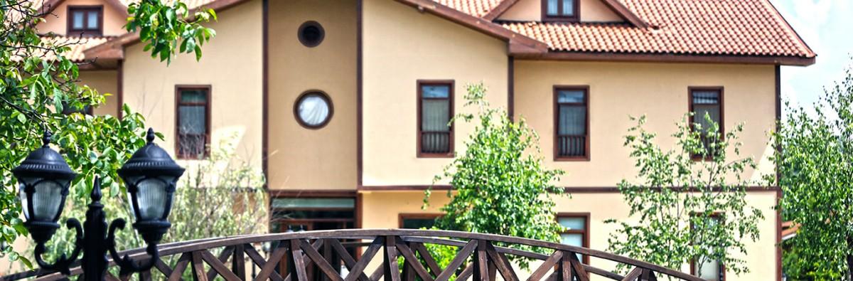 Doğa Oteli İksir Resort Town ve Konforlu Odaları