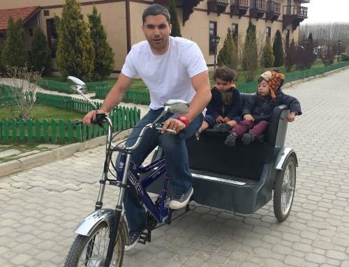 İksir Resort Town'da Babalar Günü kutlaması