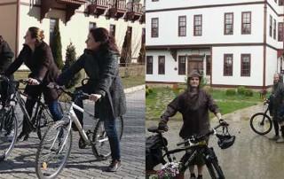 İksir'de Bisiklet Keyfi