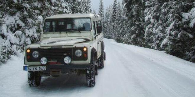 Kastamonu'da Jeep İle Safari