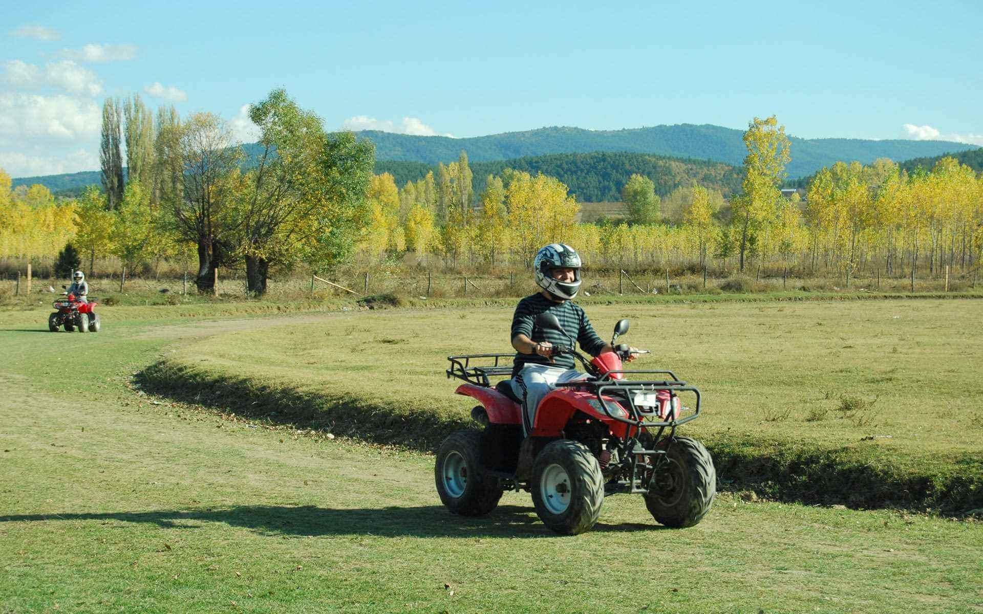 Kastamonu Daday ATV Sürüşleri