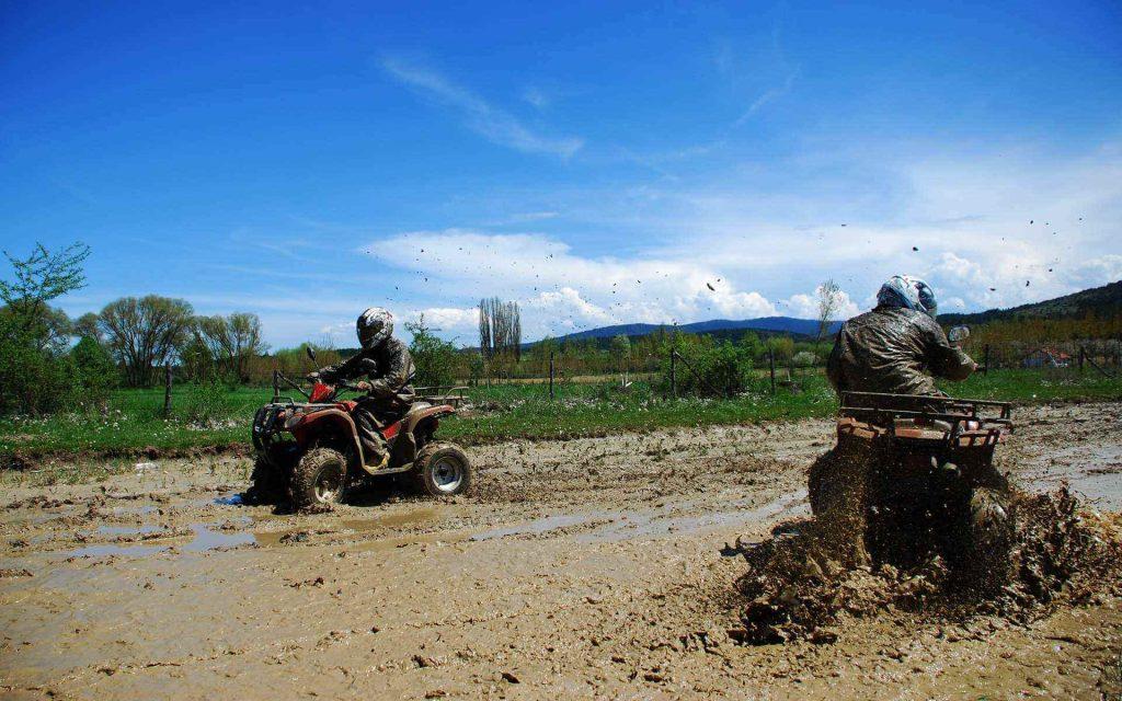 ATV Sürüşleri Kastamonu - İksir Resort Town