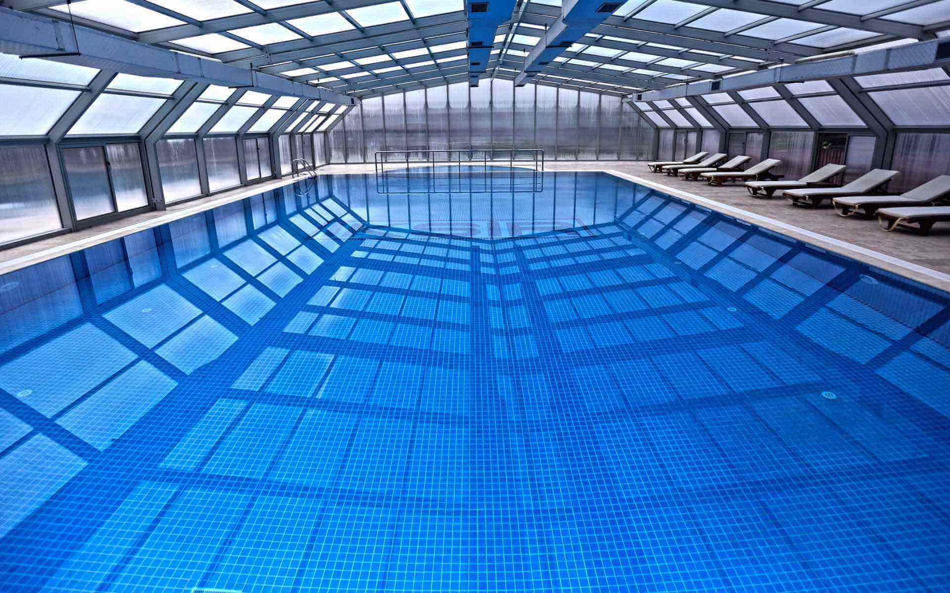 Kastamonu Daday Kapalı Yüzme Havuzu