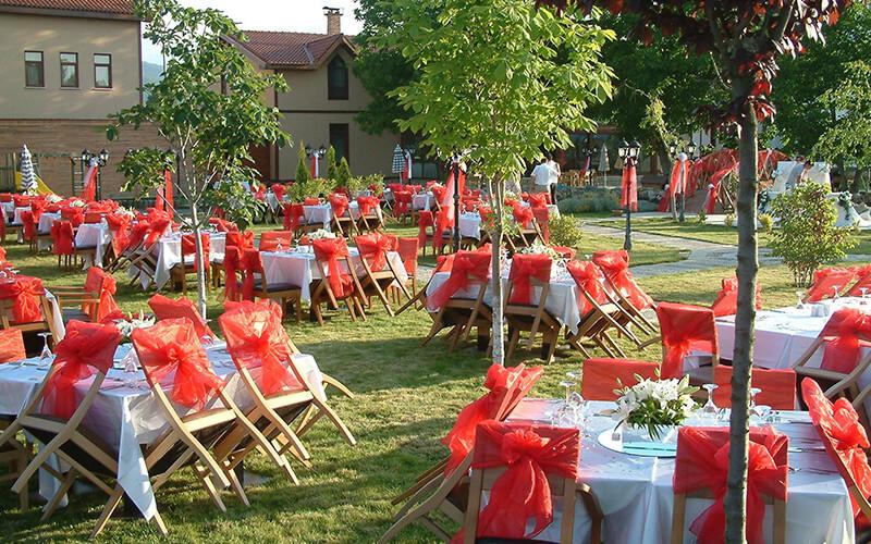 İksir Resort Town Düğün, Nişan ve Davet Opsiyonları