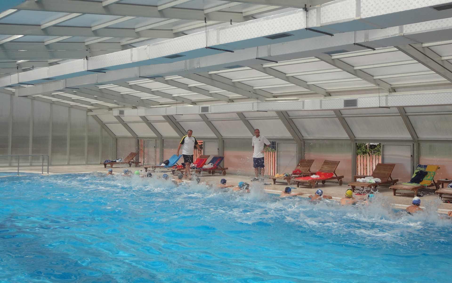 Kastamonu İksir Resort Town Kapalı Yüzme Havuzu Etkinliği