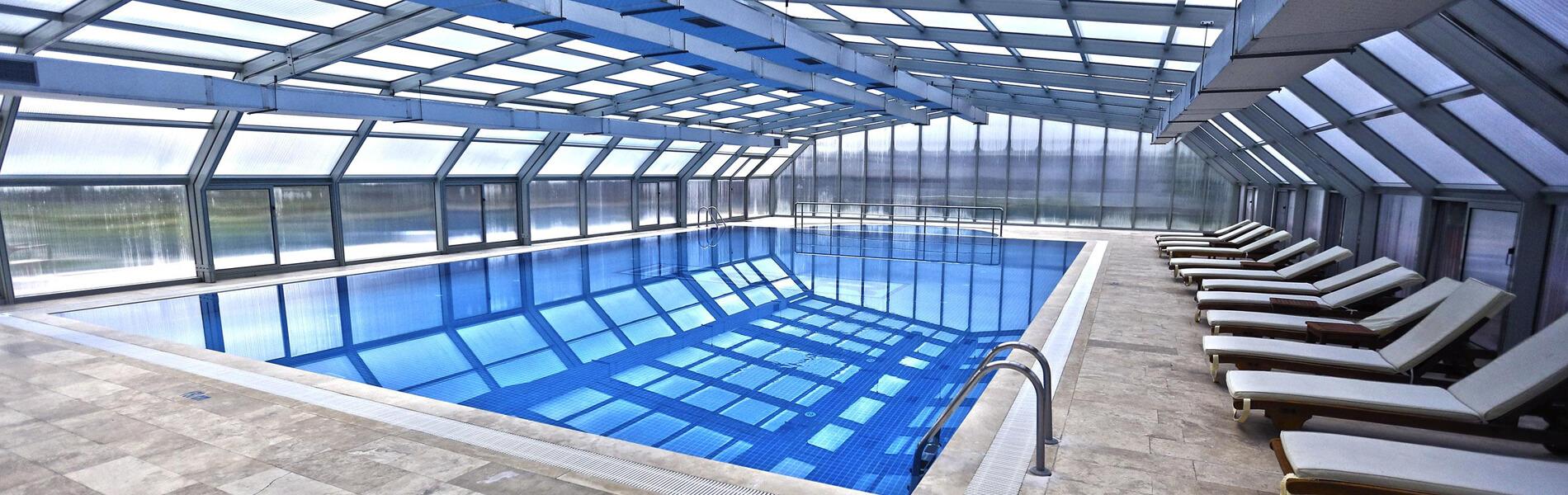 Kastamonu'da Kapalı Yüzme Havuzu Otel