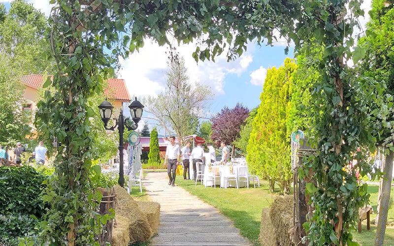Kastamonu Otel ve Kır Düğünleri İksir Resort Town