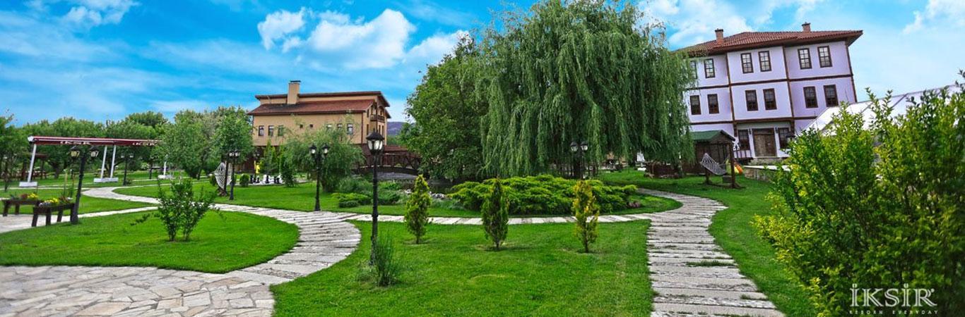 Kastamonu Oteli İksir Resort Town