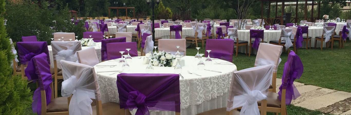 Kastamonu Otellerinde Düğün
